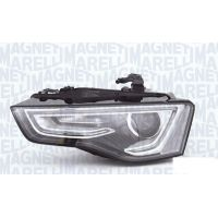Headlight left front AUDI A5 2011 onwards Xenon marelli Headlights and Lights