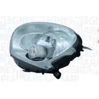Headlight left front mini countryman paceman 2010 onwards fr.White halo marelli Headlights and Lights