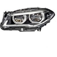 Headlight left front bmw 5 series F10 F11 2013 to xenon hella Headlights and Lights