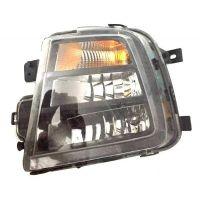 Fog lights left headlight vw scirocco 2014 at DRL hella Headlights and Lights