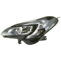Headlight left front Opel Corsa and 2014 onwards hella Headlights and Lights