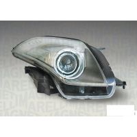 Headlight Headlamp Left front Citroen C6 2005 onwards afs xenon marelli Headlights and Lights