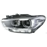 Headlight left front bmw 1 series F20 F21 2015 onwards full led AFS hella Headlights and Lights
