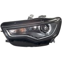Headlight left front AUDI A6 2011 onwards xenon dynamic led afs2 hella Headlights and Lights