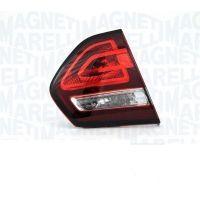 Tail light rear left Citroen C4 Picasso 2010 onwards inside marelli Headlights and Lights
