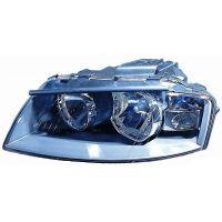 Headlight left front headlight AUDI A3 2003 onwards 3 doors and 2005 to 2008 3/5 Doors sportback Lucana Headlights and Lights