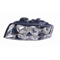 Headlight left front AUDI A4 2000 to 2004 xenon Lucana Headlights and Lights