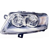 Headlight left front AUDI A6 2004 to 2007 Lucana Headlights and Lights