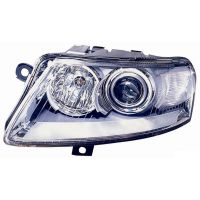Headlight left front AUDI A6 2004 to 2007 Bi Xenon Lucana Headlights and Lights