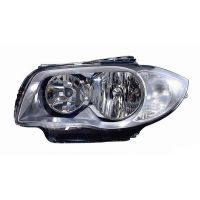 Headlight left front headlight bmw 1 series E87 E81 E82 E88 2009 onwards halogen Lucana Headlights and Lights
