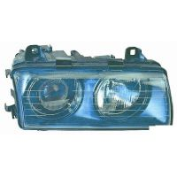 Headlight left front bmw 3 series E36 1990 to 1998 Lucana Headlights and Lights