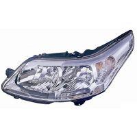 Headlight Headlamp Left front Citroen C4 2005 onwards Lucana Headlights and Lights
