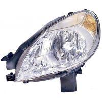 Headlight Headlamp Left front Citroen Xsara Picasso 2004 to 2006 Lucana Headlights and Lights