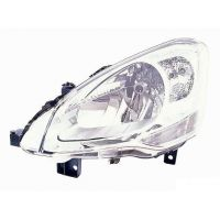 Headlight Headlamp Left front Citroen Berlingo 2008 to 2011 Lucana Headlights and Lights