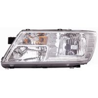 Headlight left front fiat freemont 2011 onwards Lucana Headlights and Lights