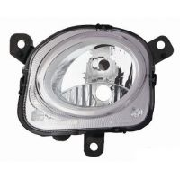 Headlight left front headlight for Fiat 500l 2012 in then bottom marelli Headlights and Lights