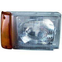 Headlight right front headlight for fiat panda 1986 to 2003 Electric Orange Lucana Headlights and Lights