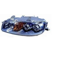 Headlight right front headlight for Fiat Punto 2001 to 2003 with fog lights Lucana Headlights and Lights