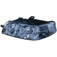 Headlight left front Fiat Palio 2001 onwards Lucana Headlights and Lights