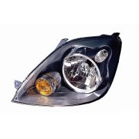 Headlight left front ford fiesta 2006 onwards Lucana Headlights and Lights