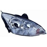 Headlight left front Ford Focus 2001 to 2004 Lucana Headlights and Lights