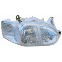 Headlight left front Ford Escort 1995 to 1999 Lucana Headlights and Lights