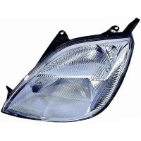 Headlight left front ford fiesta 2002 to 2005 Lucana Headlights and Lights