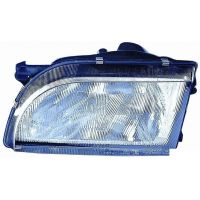 Headlight left front Ford Transit 1994 to 2000 Lucana Headlights and Lights