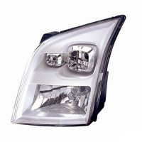 Headlight left front Ford Transit 2006 onwards Lucana Headlights and Lights