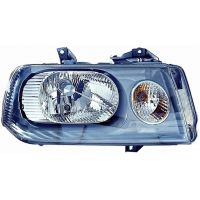 Headlight left front jumpy shield expert 2004 to 2006 Lucana Headlights and Lights
