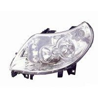 Headlight Headlamp Left front jumper duchy boxer 2006 onwards Lucana Headlights and Lights