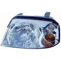 Headlight left front Hyundai Atos 2003 onwards Lucana Headlights and Lights