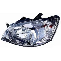 Headlight left front Hyundai Getz 2002 to 2005 Lucana Headlights and Lights