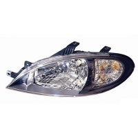 Headlight left front Chevrolet Lacetti 2004 onwards Lucana Headlights and Lights
