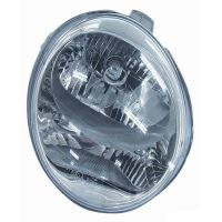 Headlight left front Chevrolet Matiz 2001 to 2005 Lucana Headlights and Lights