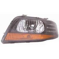 Headlight left front headlight Daewoo Kalos 2002 onwards Lucana Headlights and Lights