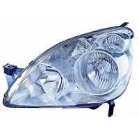 Headlight left front Honda CR-V 2005 to 2006 Lucana Headlights and Lights