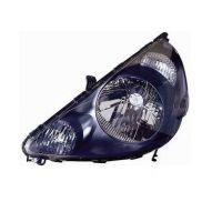Headlight left front Honda Jazz 2002 to 2004 Lucana Headlights and Lights