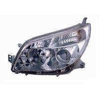 Headlight left front headlight for daihatsu terios 2006 onwards h11 HB3 with lens Lucana Headlights and Lights