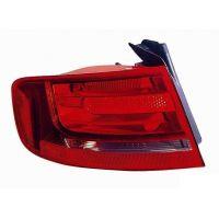 Tail light rear left AUDI A4 2008 onwards external hatch Lucana Headlights and Lights