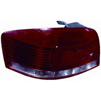 Lamp LH rear light AUDI A3 2003 to 2007 3 doors Lucana Headlights and Lights