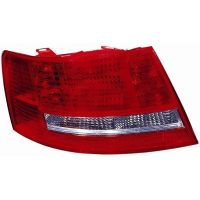 Tail light rear left AUDI A6 2004 to 2007 HATCHBACK Lucana Headlights and Lights