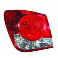 Lamp LH rear light Chevrolet Cruze 2009 onwards outside 4 doors Lucana Headlights and Lights