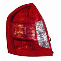 Tail light rear left Hyundai Accent 2006 to 4p Lucana Headlights and Lights