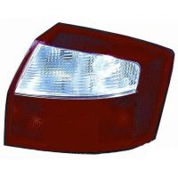 Tail light rear left AUDI A4 2000 to 2004 HATCHBACK Lucana Headlights and Lights
