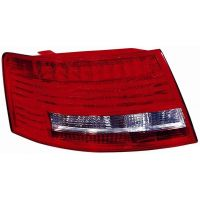 Tail light rear left AUDI A6 2004 to 2007 led hatch Lucana Headlights and Lights