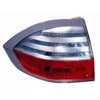 Lamp LH rear light for the Ford S-Max 2006 to 2009 outside Lucana Headlights and Lights