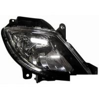 Fog lights left headlight Hyundai ix20 2010 to c/DAYTIME RUNNING LIGHT Lucana Headlights and Lights