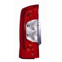 Lamp LH rear light fiorino qubo bipper nemo 2007 onwards 1 door Lucana Headlights and Lights