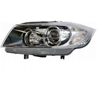 Headlight left front bmw 3 series E90 E91 2005 to 2008 Bi Xenon marelli Headlights and Lights